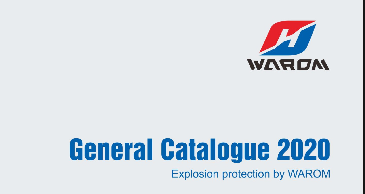 WAROM 2020 CATALOG AND PROMOTION