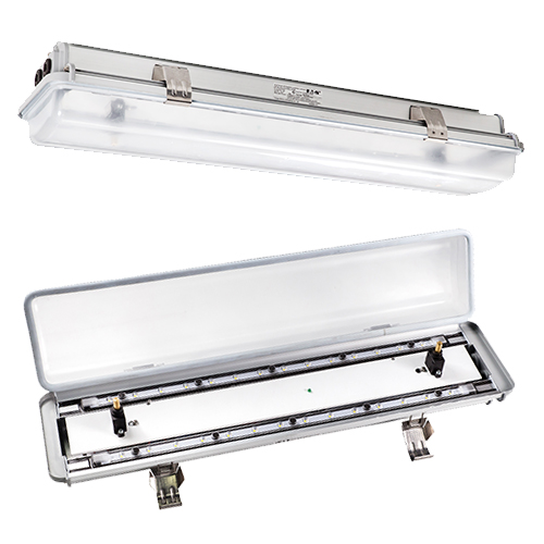 HLL LED Exproof Zone 1 Linear LED lighting fixture