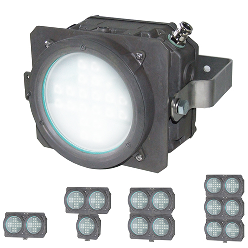 PXLED Explosion protection Explosion Proof LED Floodlights