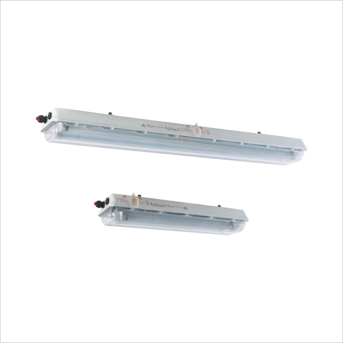 BAY51-Q Series Exproof Fluorescent Lighting Fixture Warom