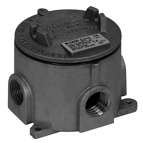 C30 / C31 IEC Pipe Outlet Ex-proof Junction Boxes (Junction Boxes)