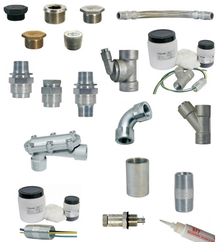 COSIME Exproof Fittings Grubu