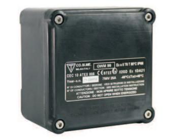 Ex-e GWM - GWR Terminal boxes - Control units