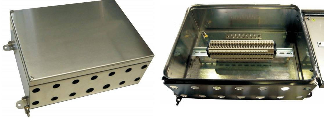 GWY - UCS Ex-e Terminal boxes - Control units