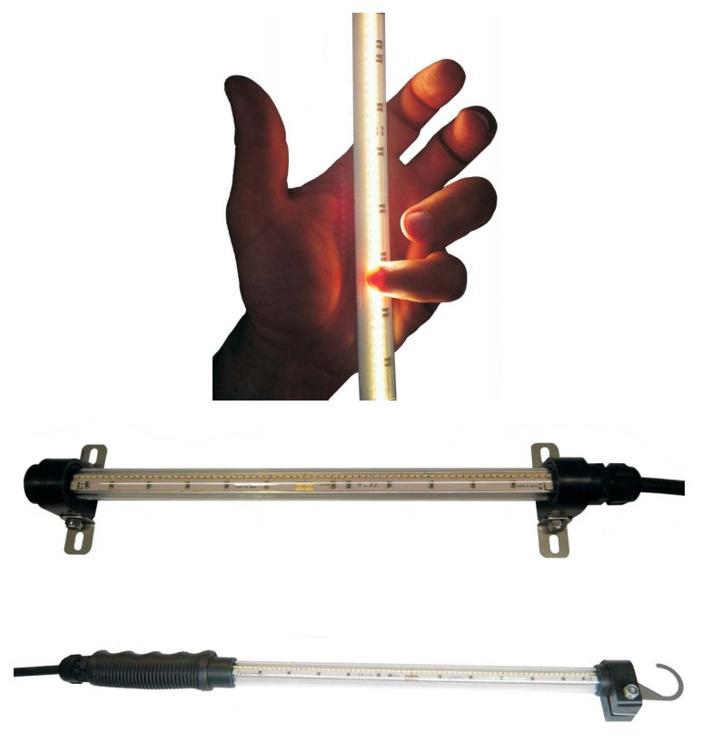 LTT Series Exproof LED tube hand and machine lamp
