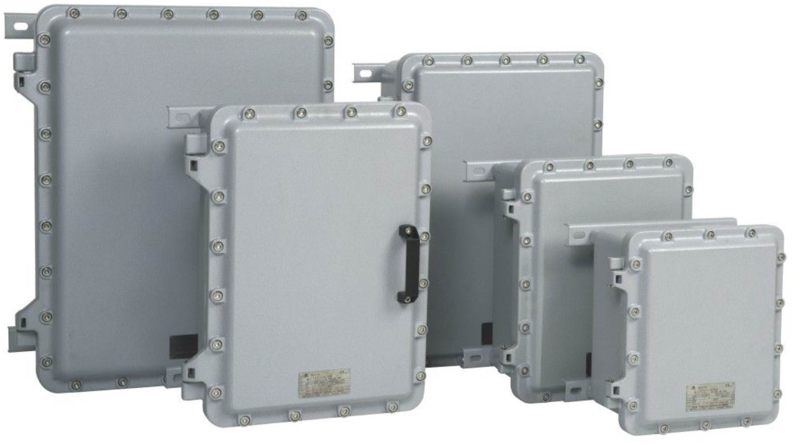 BXT- -W Series Exproof Enclosures Ex-d WAROM