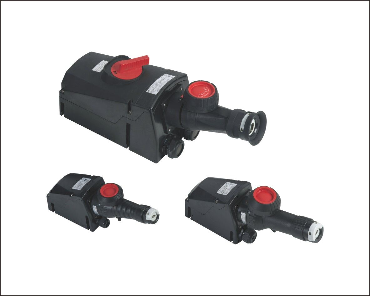 BCZ8060 Series Exproof GRP Plugs and Sockets
