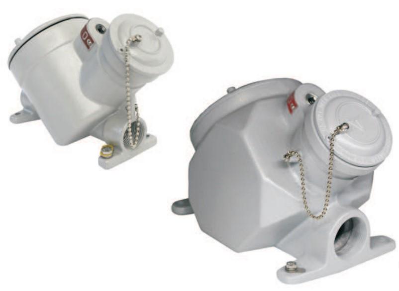 FSQ - BP Series Exproof Plug-Socket COSIME