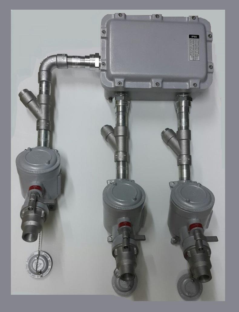 CO.SI.ME Aluminum Cast Plug & Socket Combination Panels