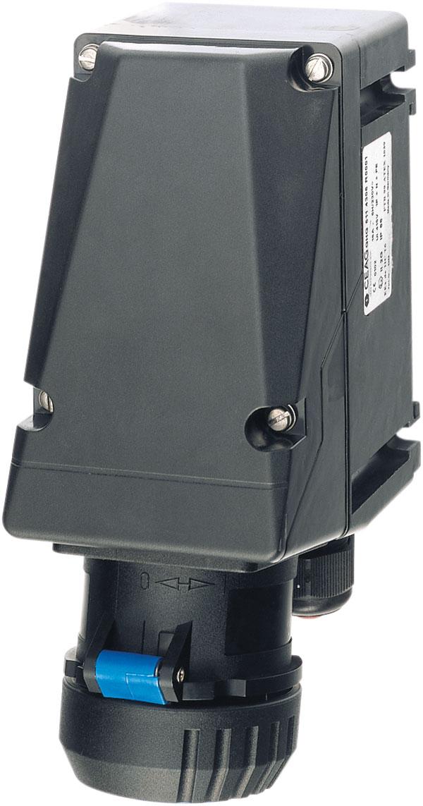 GHG 511 , GHG 512  Series Plug - Socket