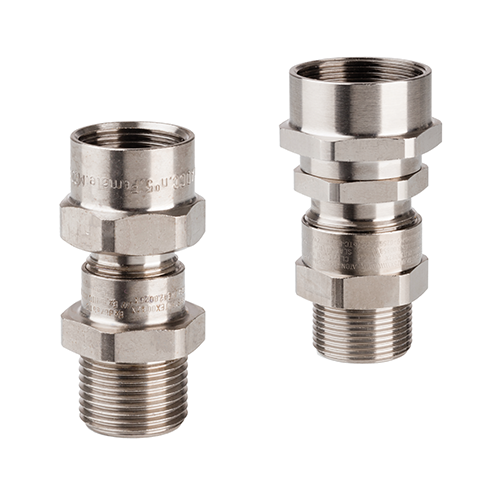 Capri ADCS & ADCC - Cable glands for flexible and rigid pipes EATON