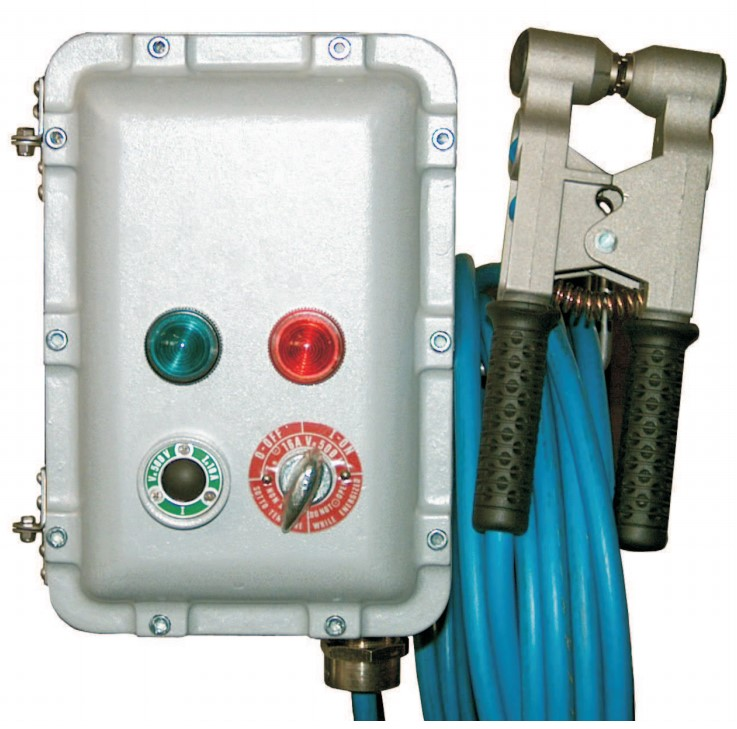 DMTB 20RP Ex- Grounding Control Device
