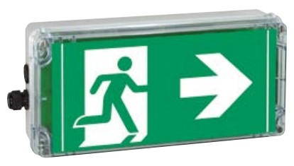 EXIT / EXIT 24 V / EXIT N / EXIT V-CG-S for Zone 1/21