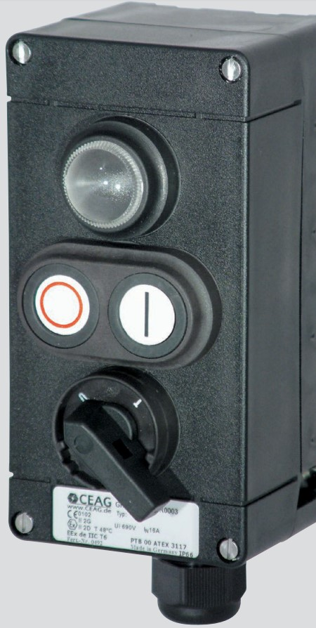 GHG 411 Series Control Boxes