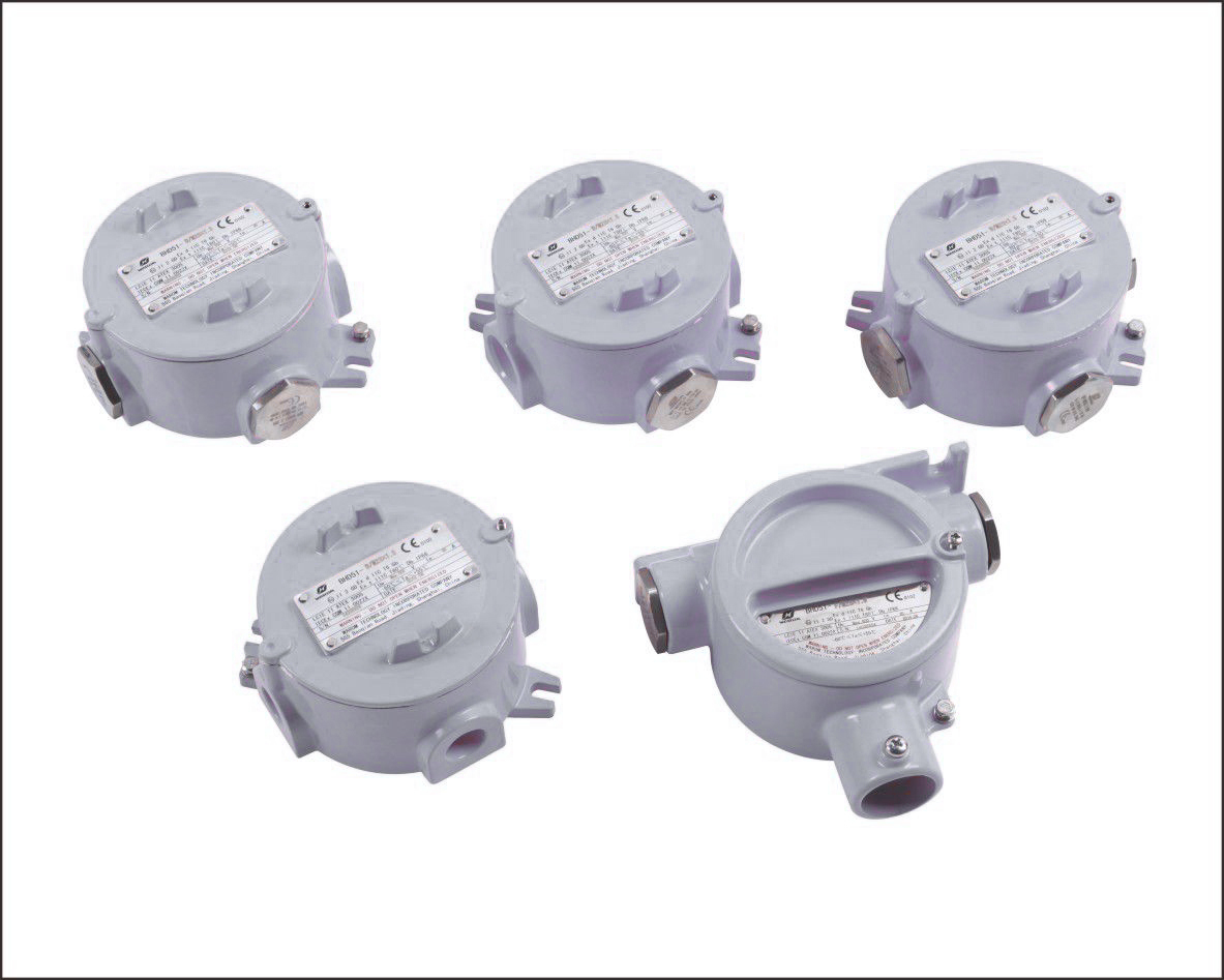 BHD51 Series Exproof Junction Box
